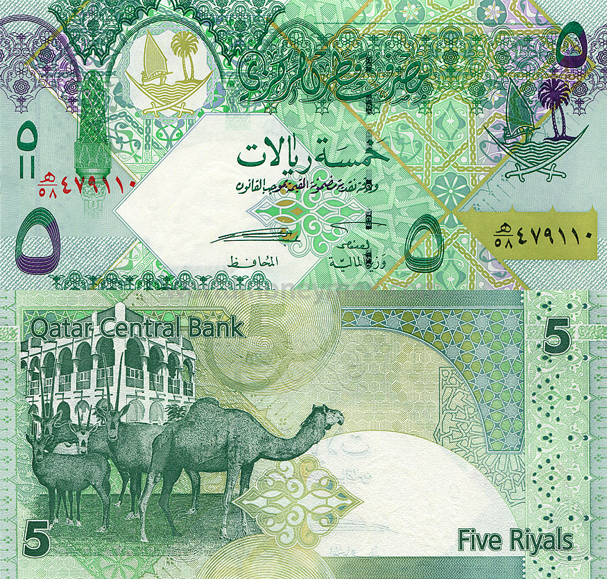Forex rate qatari riyal